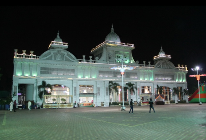 Grand Imperial Function Palace Chaderghat Hyderabad - Banquet Hall