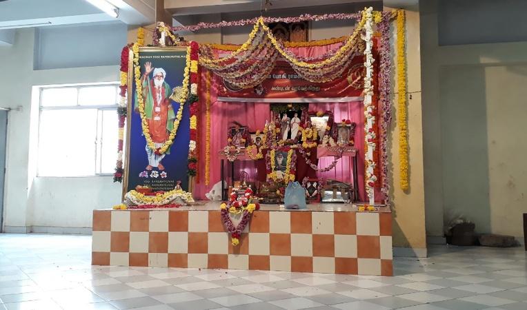 Pandian Thirumana Hall Mambalam Chennai - Banquet Hall