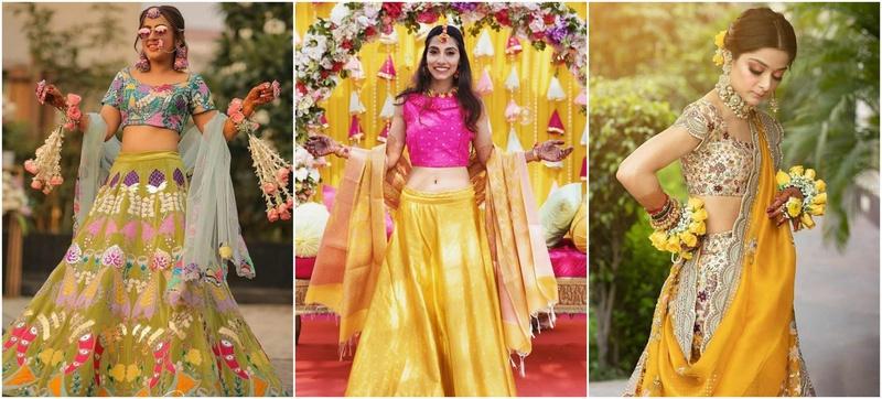 8 Haldi Outfits to Make You Shine Like the Sun!