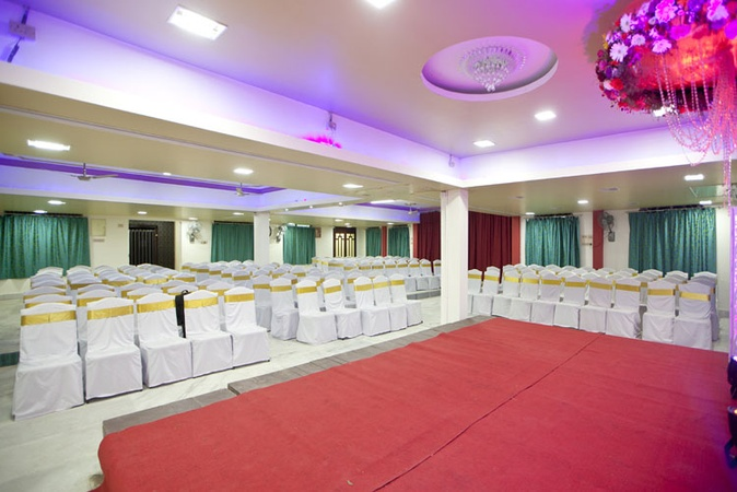 MS Marriage Hall Virugambakkam Chennai - Banquet Hall