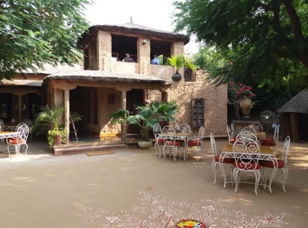 Manvar Resort And Camp Pal Road Jodhpur - Wedding Lawn