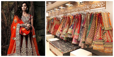 10 Wedding Lehenga Shops in Dadar which every Mumbai bride must check out!