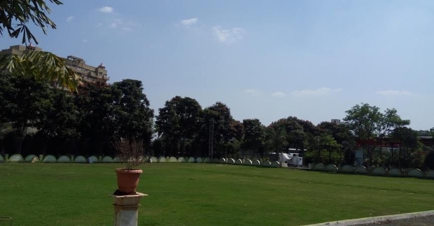 Jai Ganesh Lawns Moshi Pune - Banquet Hall