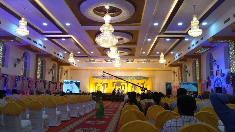 KMM Royal Convention Centre Hoskote Bangalore - Banquet Hall