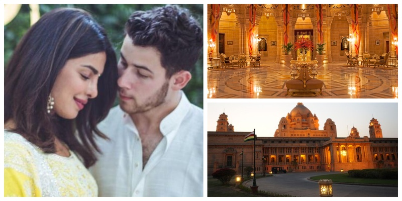 Priyanka Chopra's & Nick Jonas just sold their wedding  picture rights for 2.5 million! – here are all the recent details of #Nickyanka Wedding!
