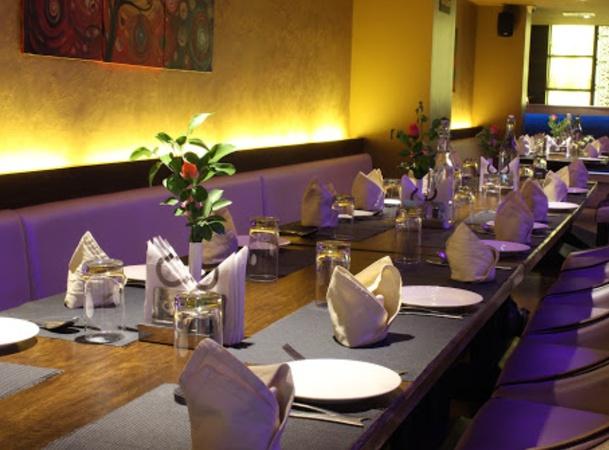 Hotel Sandstone INN Aliganj Lucknow - Banquet Hall