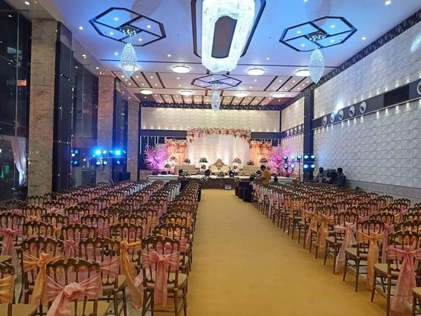 Virat Ambe Sports Club Ulhasnagar Mumbai - Banquet Hall
