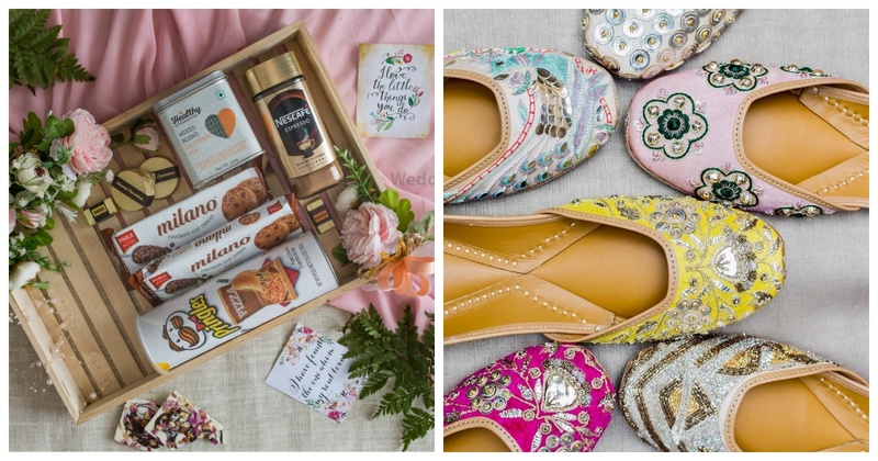 7 Ways (read gifts) to show your bridesmaids how much you love them!