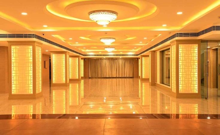 Mohana Convention Hall Velachery Chennai - Wedding Hotel