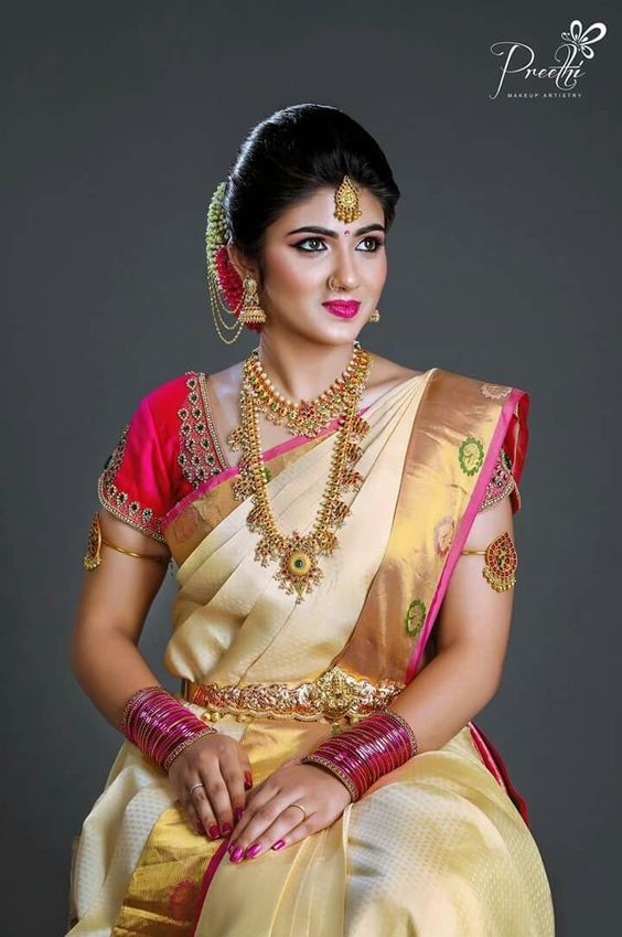 1047b20374 20 South Indian brides who rocked the South Indian bridal look - Blog