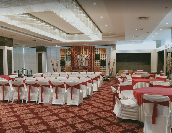 Indore Accent Nipania Indore - Banquet Hall