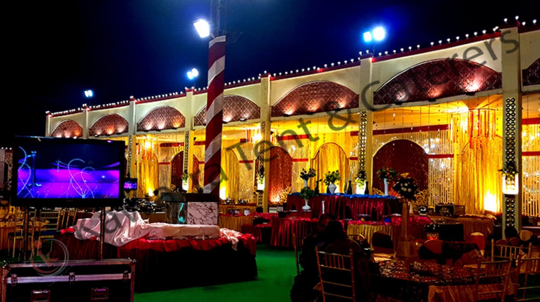 Overview ... & Rajwada by Kawatra Tent u0026 Caterers Hari nagar Delhi | Banquet ...