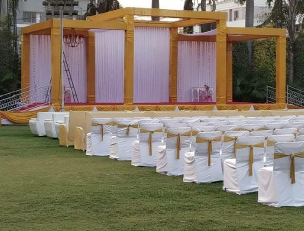 Vagheshwari Farm Mahapura Baroda - Wedding Lawn