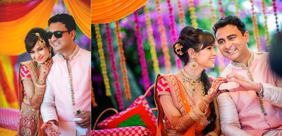 Special moments of the couple captured on camera! #candids