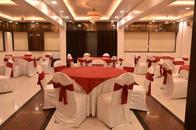 Hotel Savera Anandpuri Patna - Banquet Hall