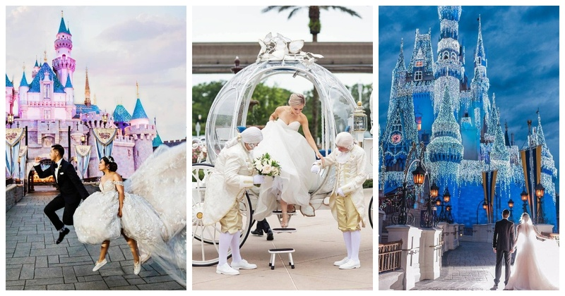7 Ideas to have a Perfect Fairytale Wedding