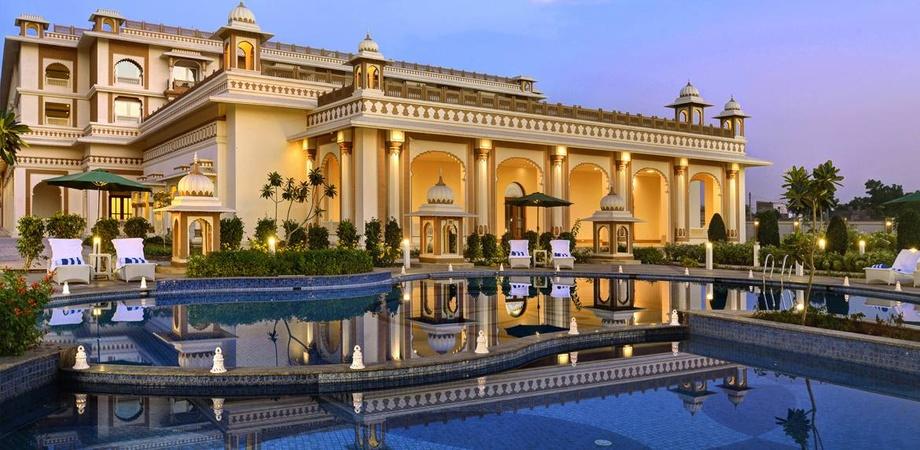 Indana Palace Shikargarh Jodhpur - Banquet Hall