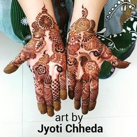 Jyoti Chheda Mehndi Artist | Mumbai | Mehendi Artists