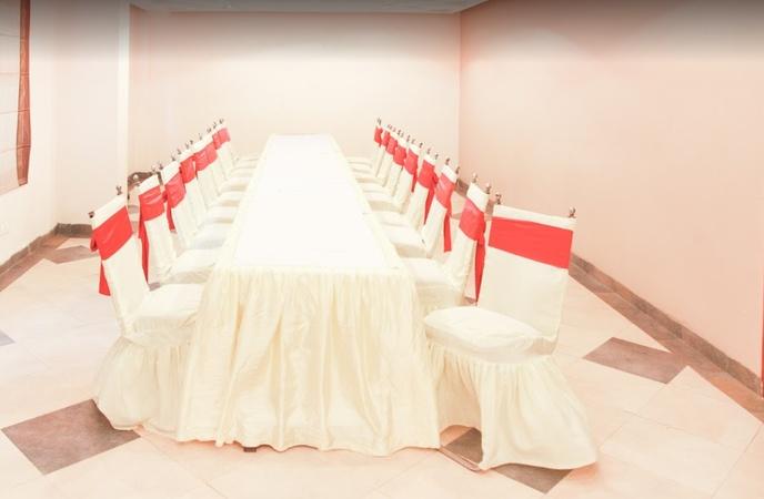 Treebo Trend Swagat Harsh Nagar Kanpur - Banquet Hall