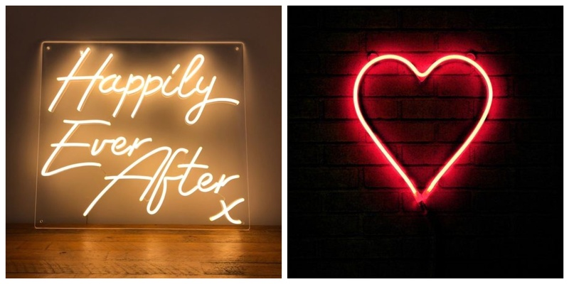 Trend Alert: 7 Neon Signs to Illuminate Your Reception