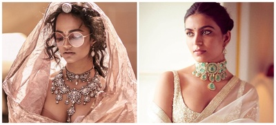 8 Types of Necklaces Brides can Wear with their Bridal Ensemble