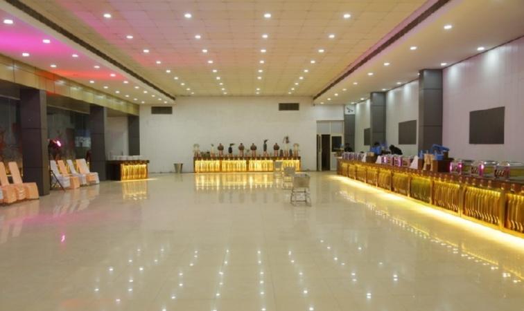 A Pushp Vatika Faridabad Delhi - Banquet Hall