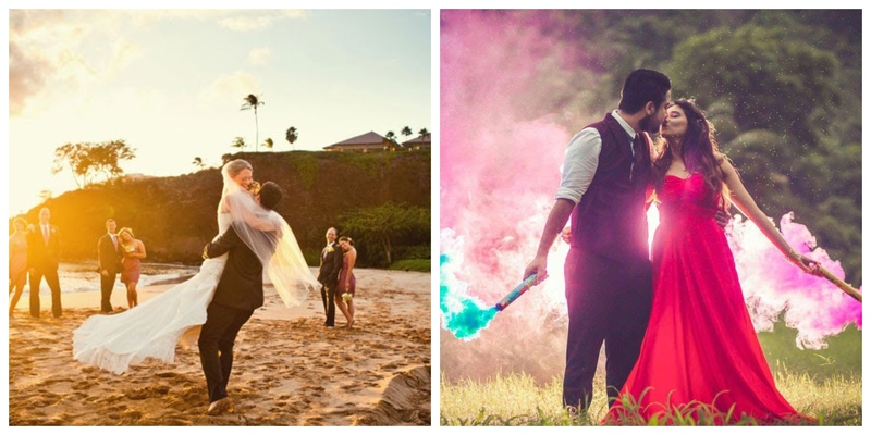 9 Wedding Photography Essentials you Need to Keep in Mind as a Couple