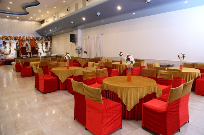 Radha Palace Shahdara Delhi - Banquet Hall