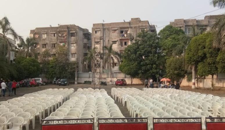 Jasmik Party Plot Utran Surat - Wedding Lawn