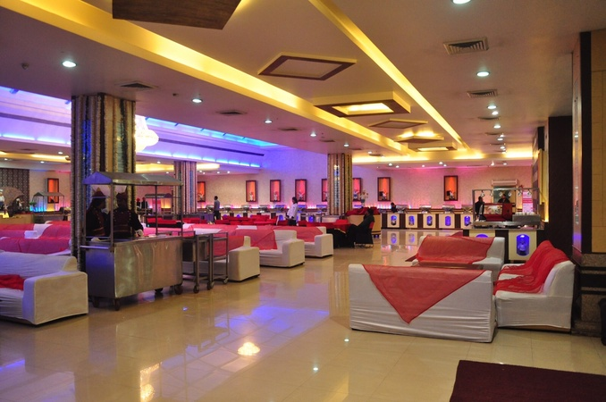 SK Mohit Palace Jhilmil Industrial Area Delhi - Banquet Hall