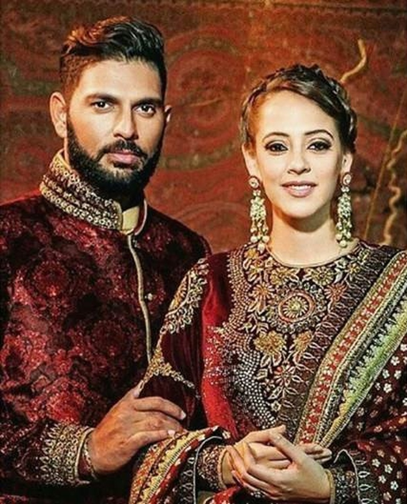 The Yuvraj-Hazel Wedding Affair: All You Want to Know!
