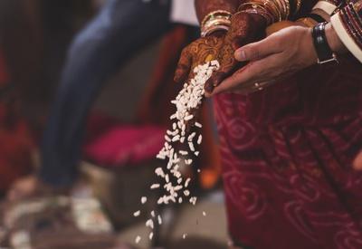 Elaborate wedding functions at the Ras Resorts, Silvassa