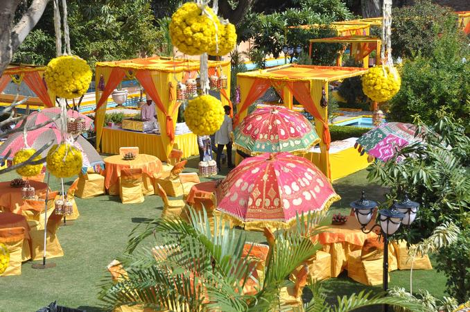 Zucchini Events | Delhi | Wedding Planners