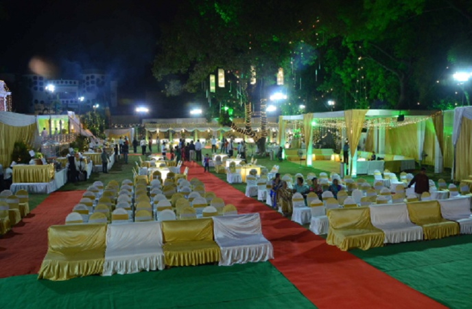 Hotel Heritage Charbagh Lucknow - Banquet Hall