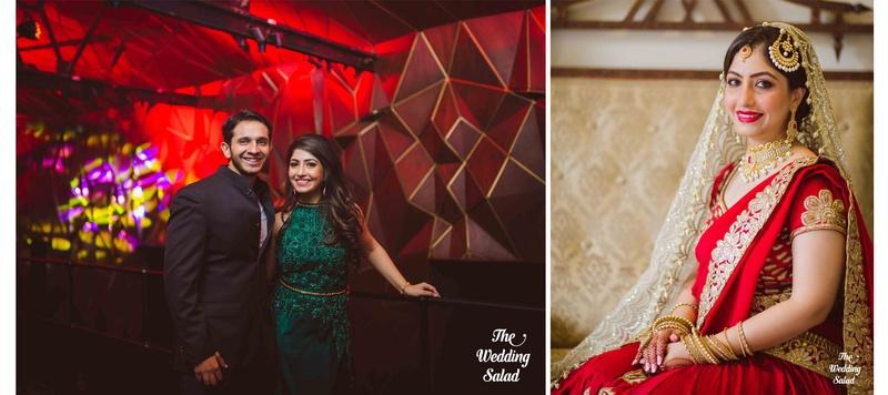 Milin & Lavita Mumbai : Office romance ends in a gorgeous, colorful wedding at the Taj Mahal Palace in Mumbai