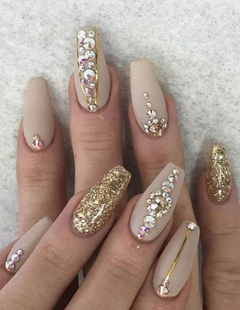 50 Nail Art Designs to Rock at a Wedding: Part 2