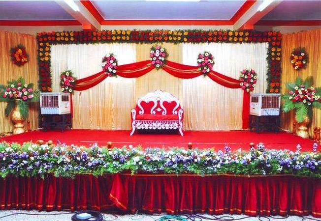 Sri Vidya Kalyan Mahal Thiruvanmiyur Chennai - Banquet Hall