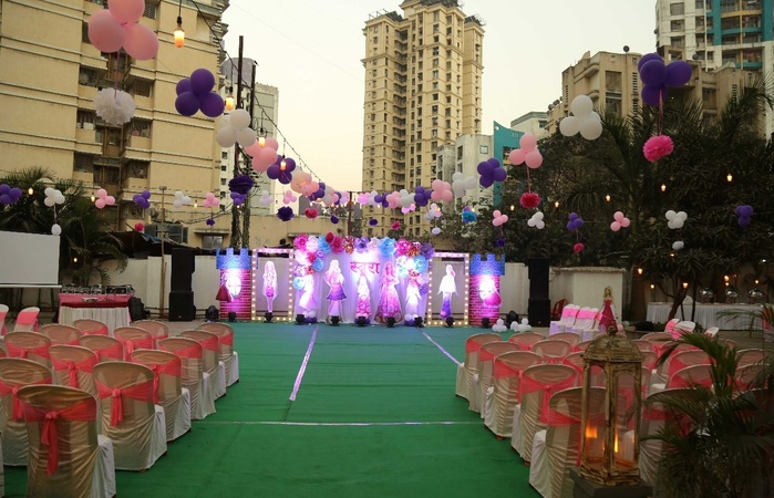 Coco Mansion Thane West Mumbai - Wedding Lawn