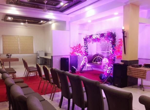 Sonai Lawns Hadapsar Pune - Banquet Hall