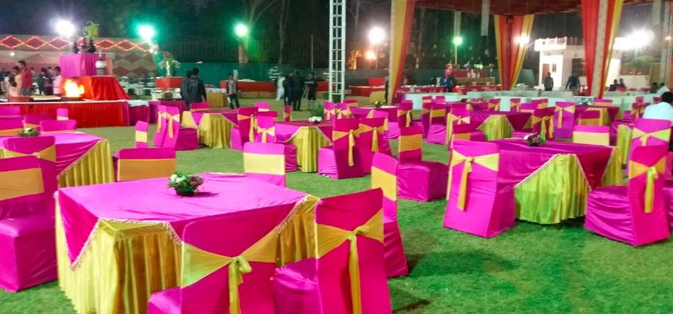 Radha Krishna Garden Khandsa Gurugram - Banquet Hall