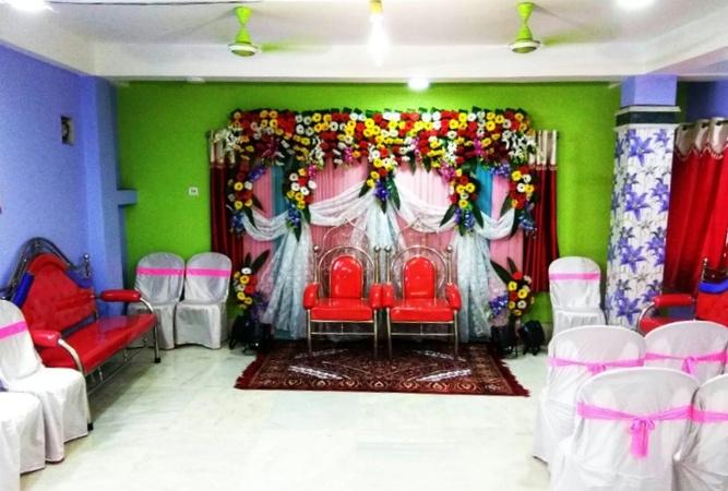 Om Bishnu Marriage Hall Baranagar Kolkata - Banquet Hall