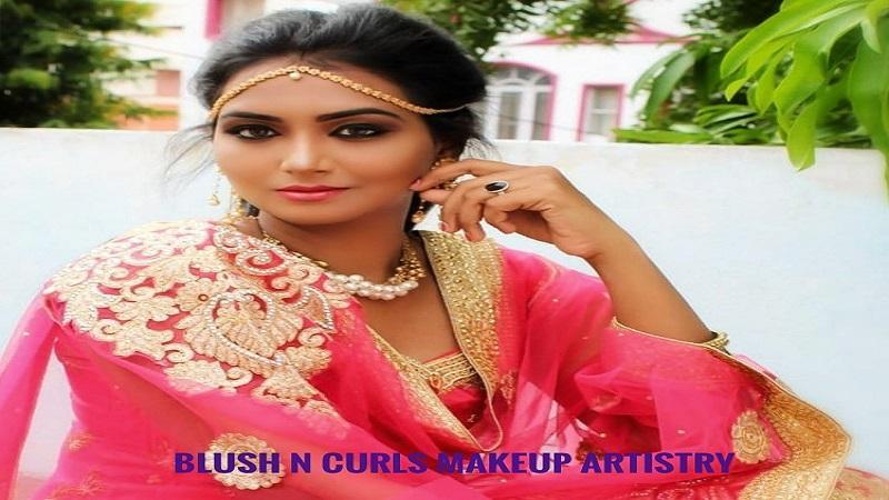 Blush N Curls Makeup Artistry | Chennai | Makeup Artists