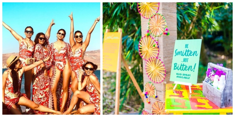 10 Super Fun and Quirky Ideas to throw the most Epic Pool Party at your Wedding!