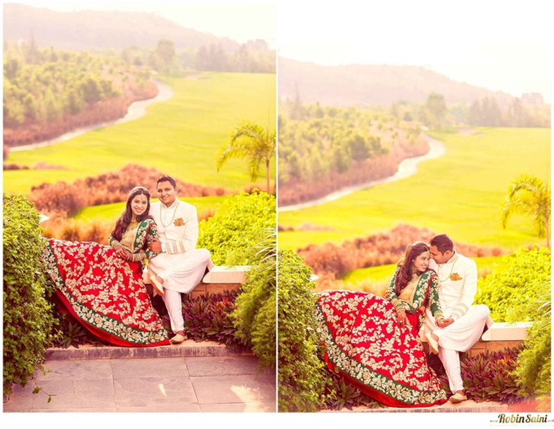 Tasteful Hindu Wedding with Bucket-Loads of Happiness held at Oxford Golf Country Club, Pune