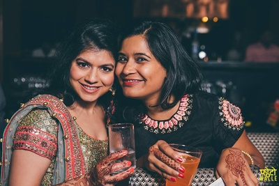 Sangeet / Cocktail party!