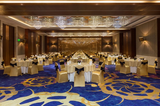 Holiday Inn Jaipur City Centre Bais Godam Jaipur - Banquet Hall