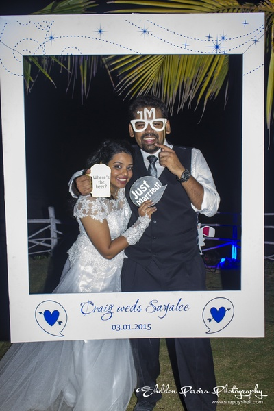 Photobooth ideas for wedding reception
