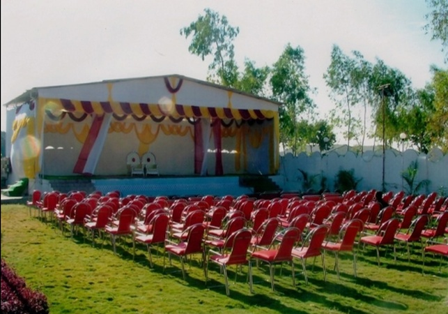 Panghat Marriage Garden Bhadbhada Bhopal - Banquet Hall
