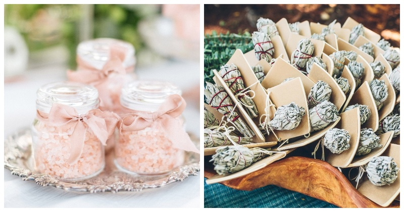 5 Innovative Wedding Favours to Impress your Guestlist