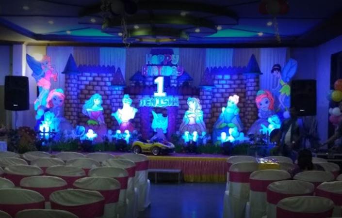 Hotel Anandi Banquet Hall Uran Mumbai - Banquet Hall